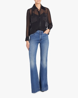7 For All Mankind Mega Flare Jeans 2