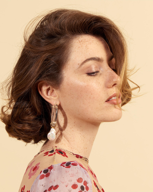 Lizzie Fortunato Frost Drop Earrings 1