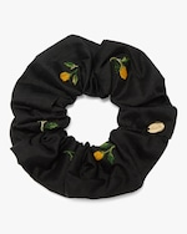 Lizzie Fortunato Silk Scrunchie 0