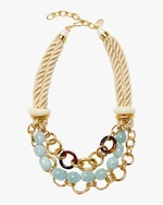 Lizzie Fortunato Marbella Necklace 0