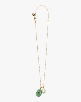Green Oasis Necklace