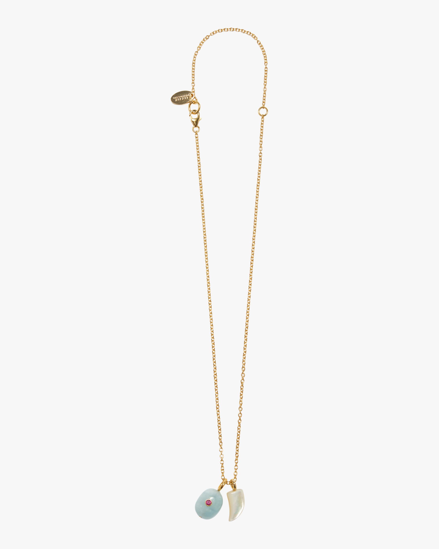 Aquamarine Oasis Necklace