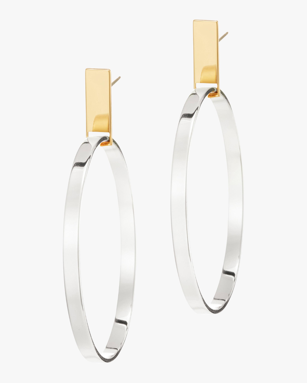 Agnes Hoop Earrings