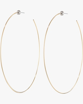 Medium Icon Hoop Earrings