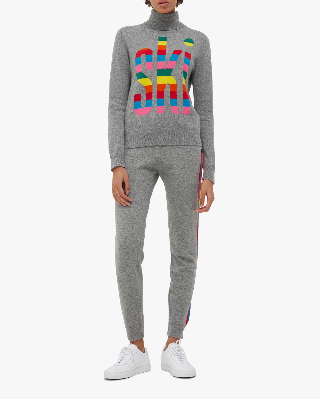 Rainbow Ski Sweater