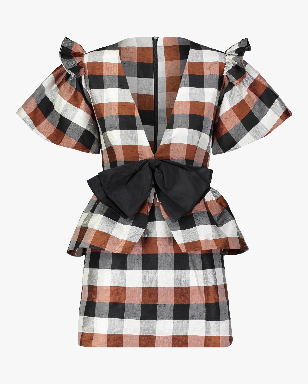 Agatha V Neck Mini Dress