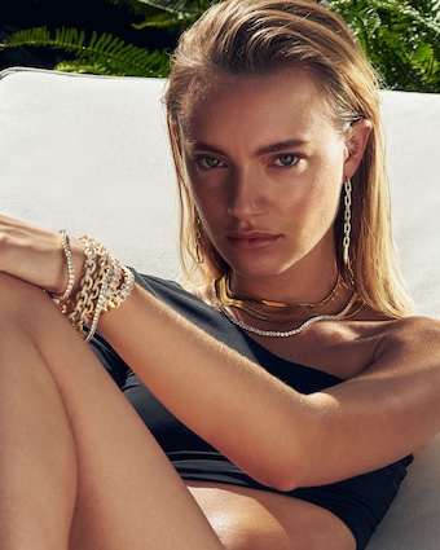 Grace Tennis Bracelet