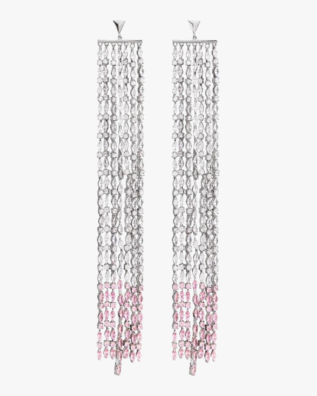 Marquis Waterfall Earrings