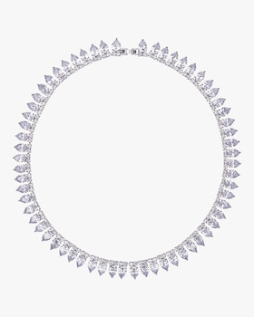 Monarch Pointed Choker