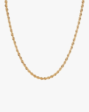 Chloe French Rope Chain Necklace