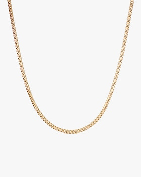 Emma Curb Chain Necklace