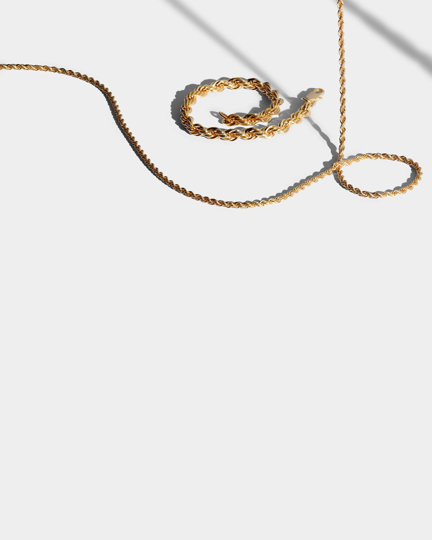 Lilou French Rope Bracelet