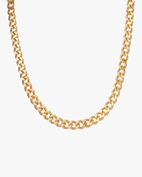 Mia Curb Chain Necklace
