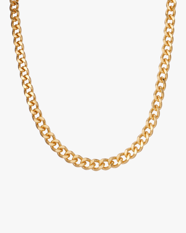 Mia Curb Chain Necklace