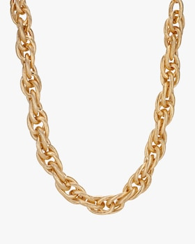 Stella Curb Chain Necklace
