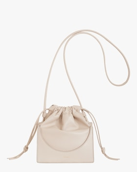 Pouchy Shoulder Bag