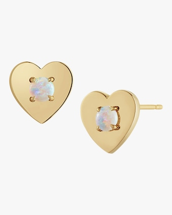 Jemma Wynne Heart Stud Earrings 1