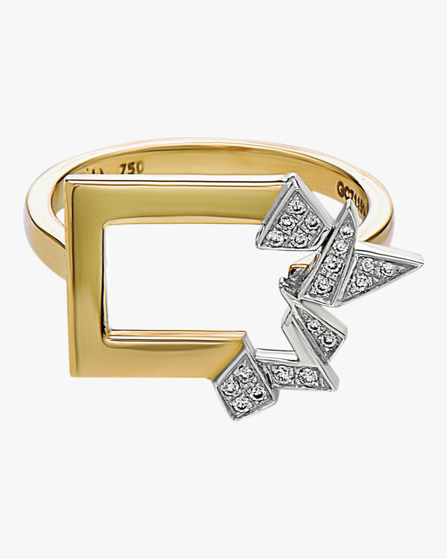 Swati Dhanak Mini Broken Shards Ring 2
