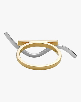 Wave Movement Ring