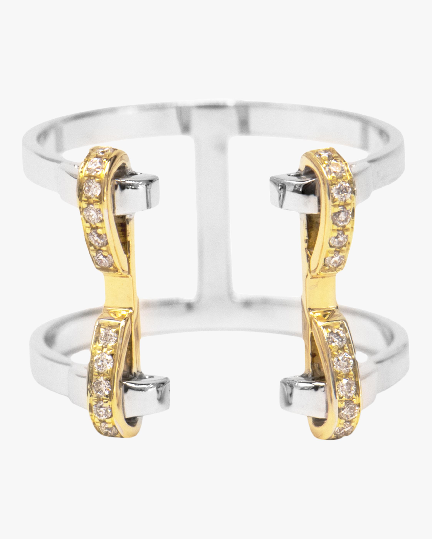 Swati Dhanak Two Pin Ring 1