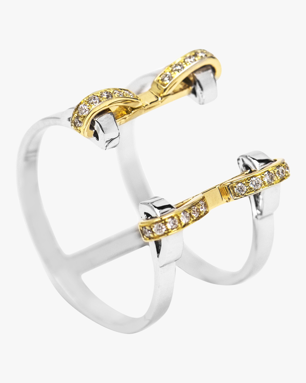 Swati Dhanak Two Pin Ring 2