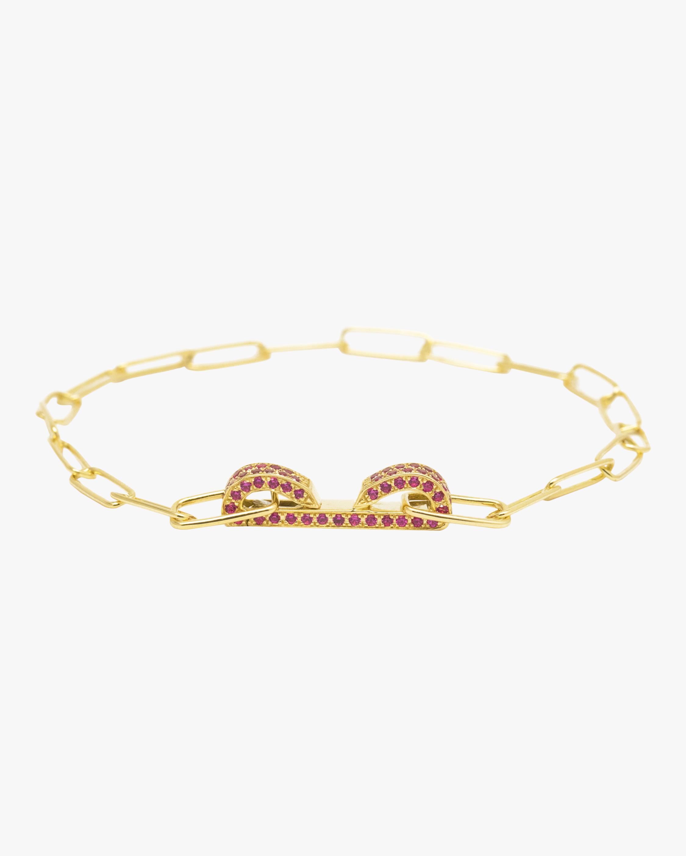 Swati Dhanak Jumbo Pin Bracelet 2