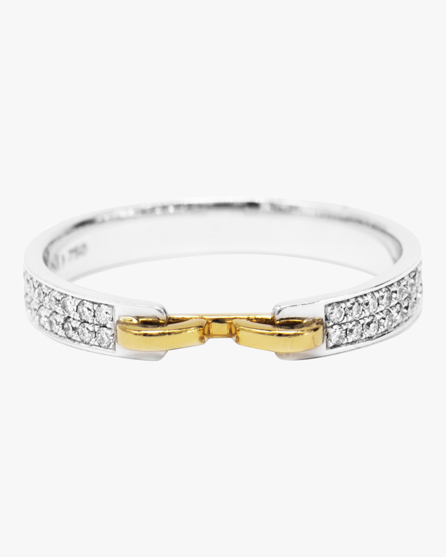 Swati Dhanak Stapled Slim Ring 1