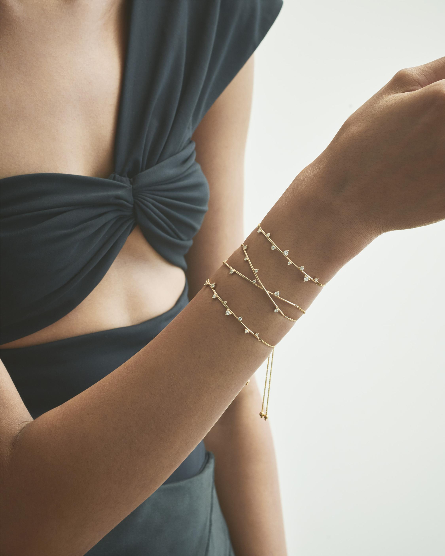 Sophie Ratner Scatter Bracelet 2