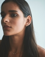 Sophie Ratner Mini Scatter Hoop Earrings 1
