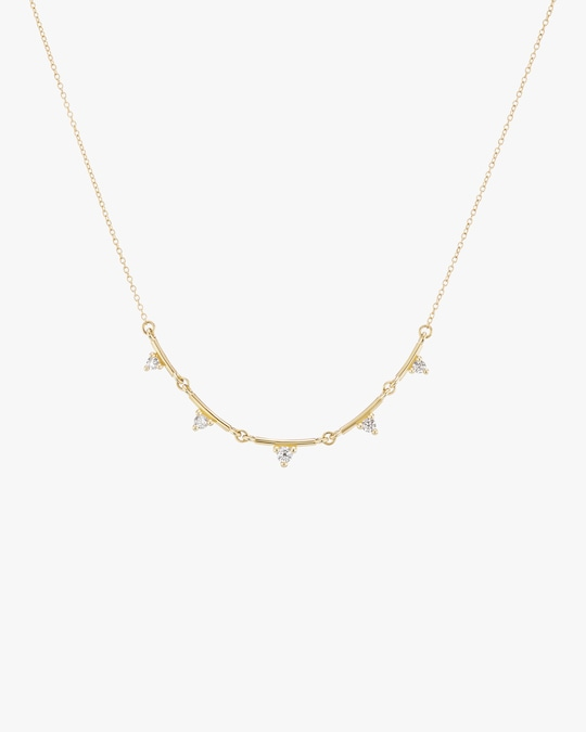 Sophie Ratner Broken Line Necklace 0