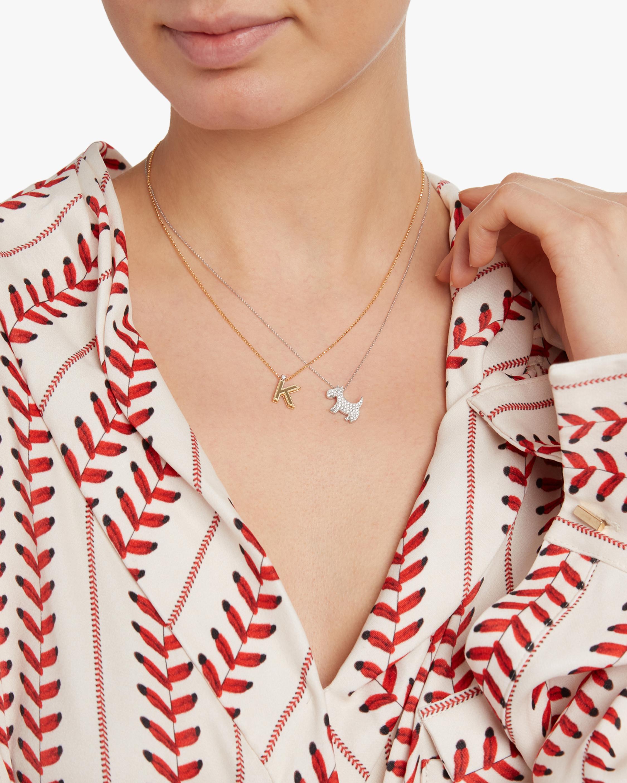 Roberto Coin Scottie Dog Necklace 2