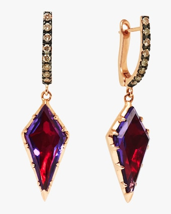 Caprice Kite 1-Drop Earring