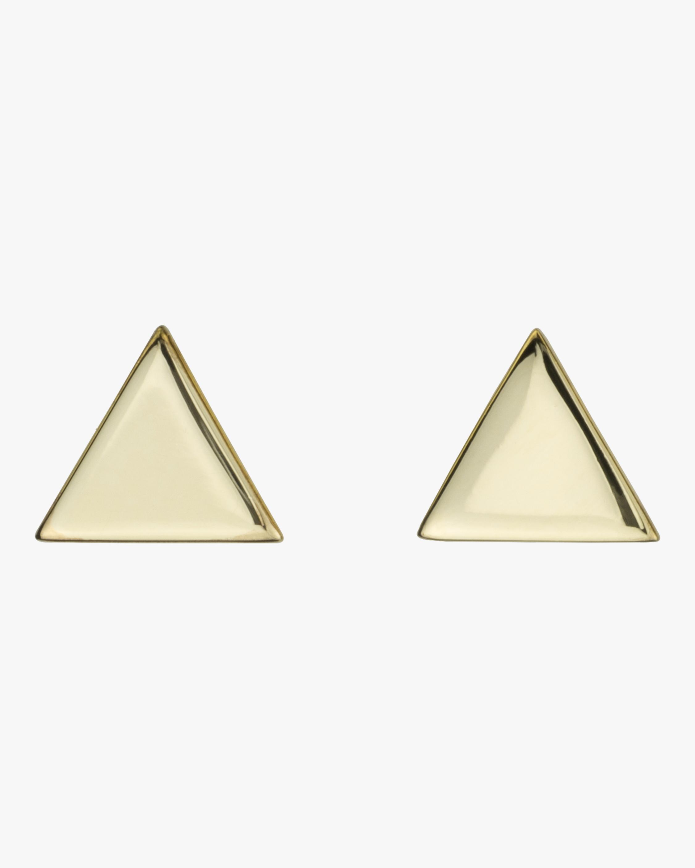Trilogy Stud Earrings