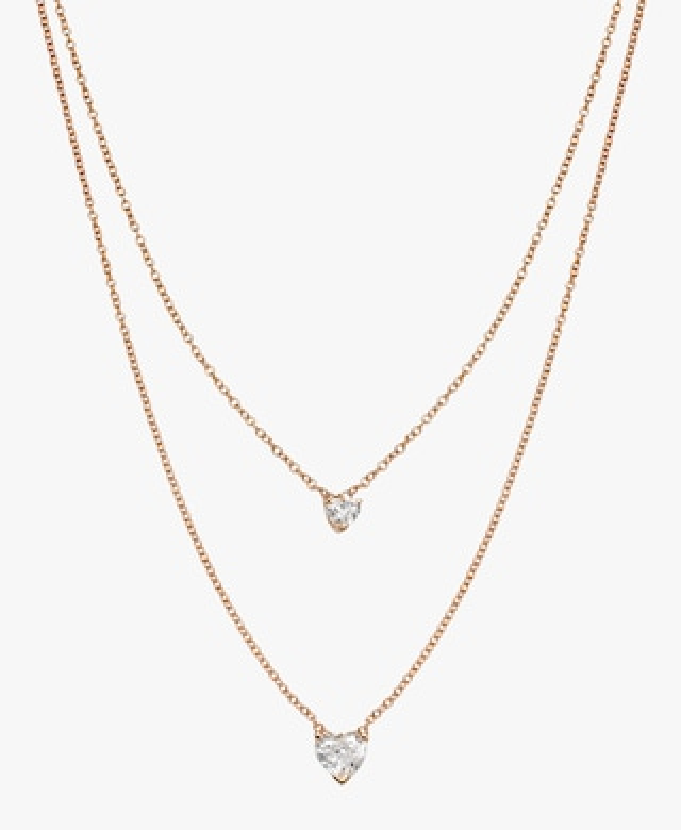 Chérut Two Hearts Necklace 1
