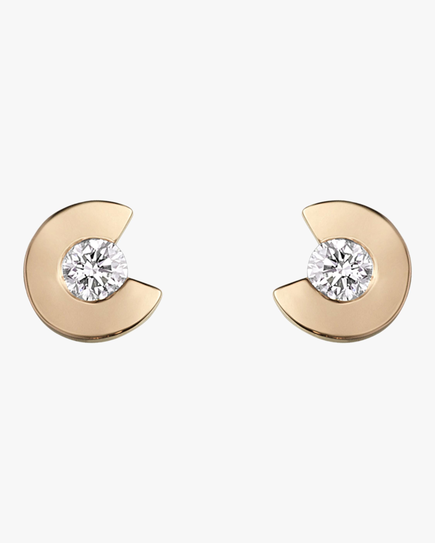 C Moi Stud Earrings
