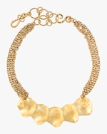 Stephanie Kantis Raincatcher Gold Necklace 0