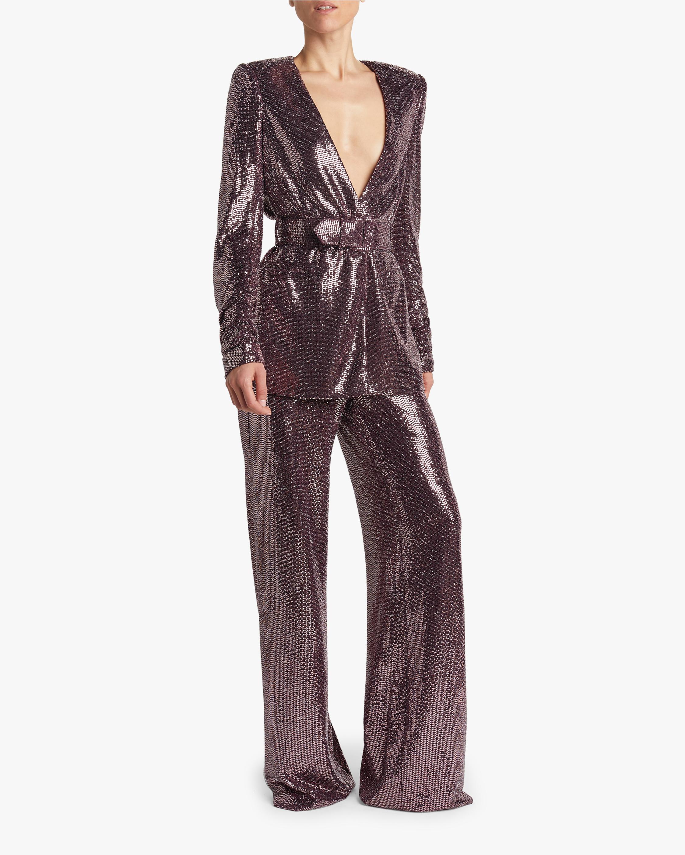 Badgley Mischka Sequin Jacket 2