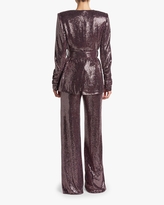 Badgley Mischka Sequin Jacket 3
