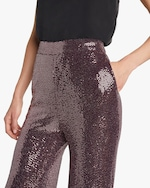 Badgley Mischka Sequin Pants 3