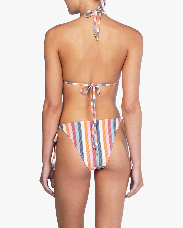 Peony Rainbow String Bikini Bottom 2