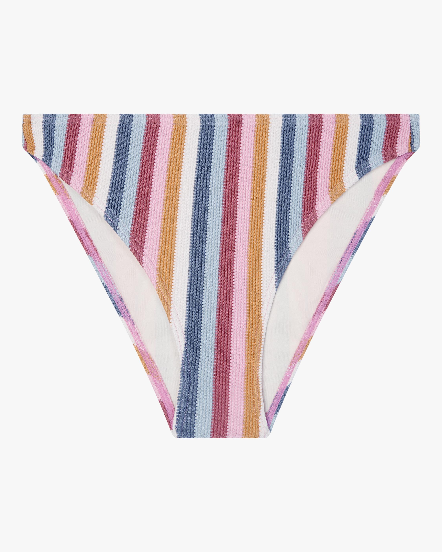 Rainbow Hi Line Bikini Bottom