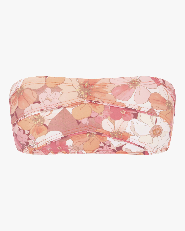 Wallflower Bandeau Bikini Top