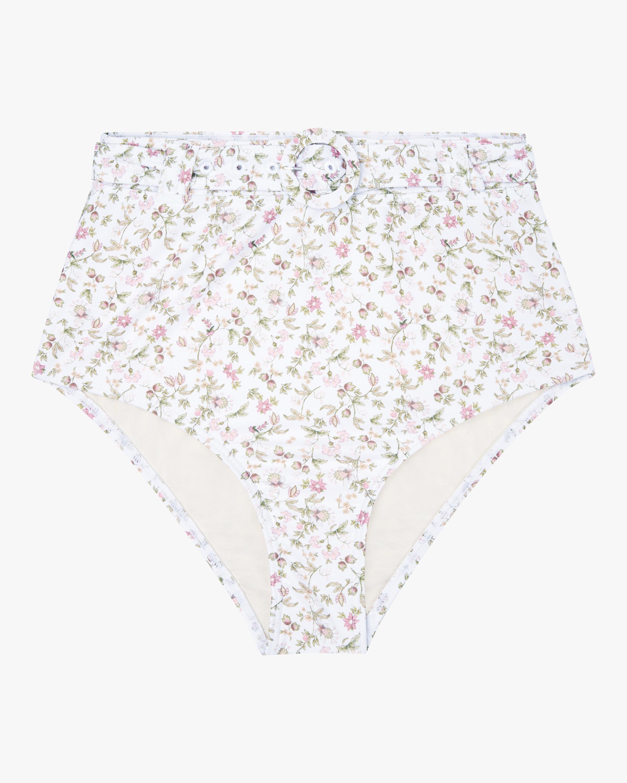 La Boheme High-Waist Bikini Bottom