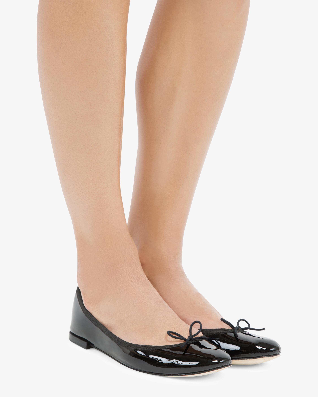 Cendrillon Patent Ballet Flat
