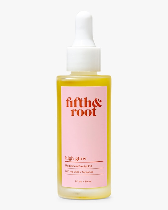 Fifth & Root High Glow - Radiance Facial Oil 30ml 0