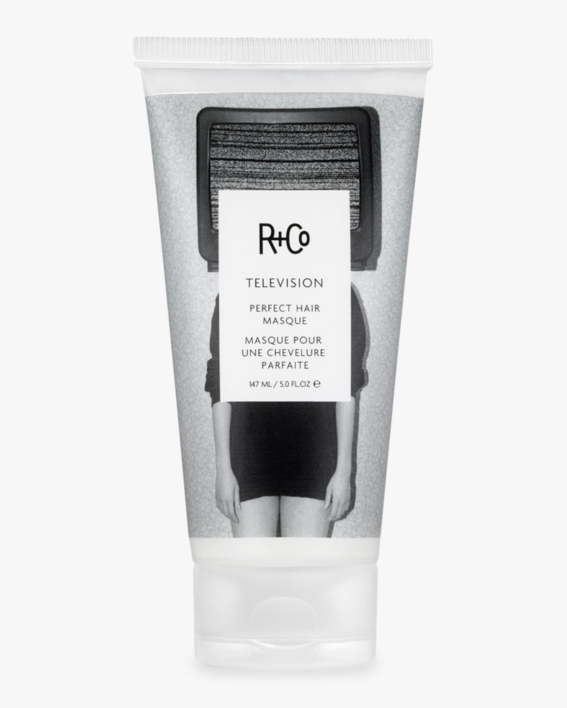 R+Co Television Perfect Hair Masque 147ml 2