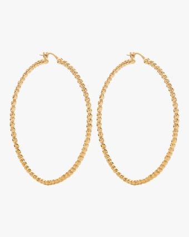 Maxi Gold Hoops
