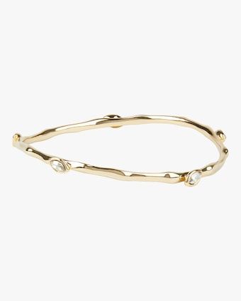 Navette Crystal Bangle