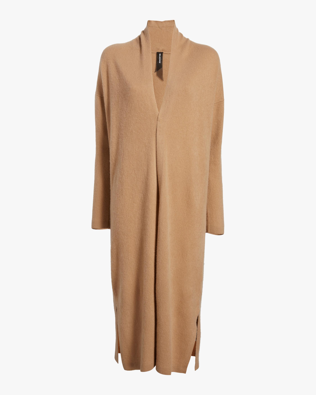 Long Cardigan Robe