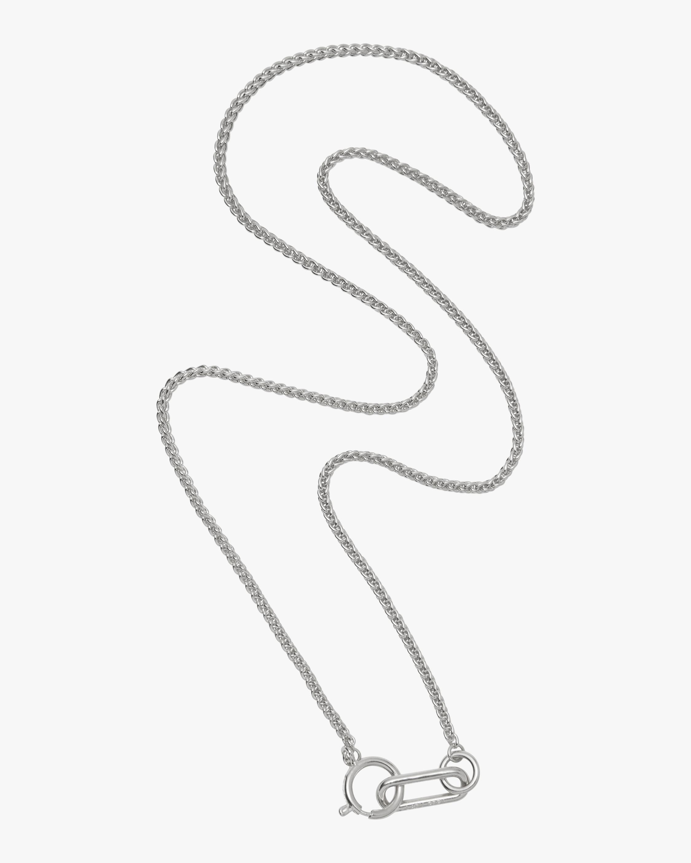 Lady Grey Plait Necklace 1